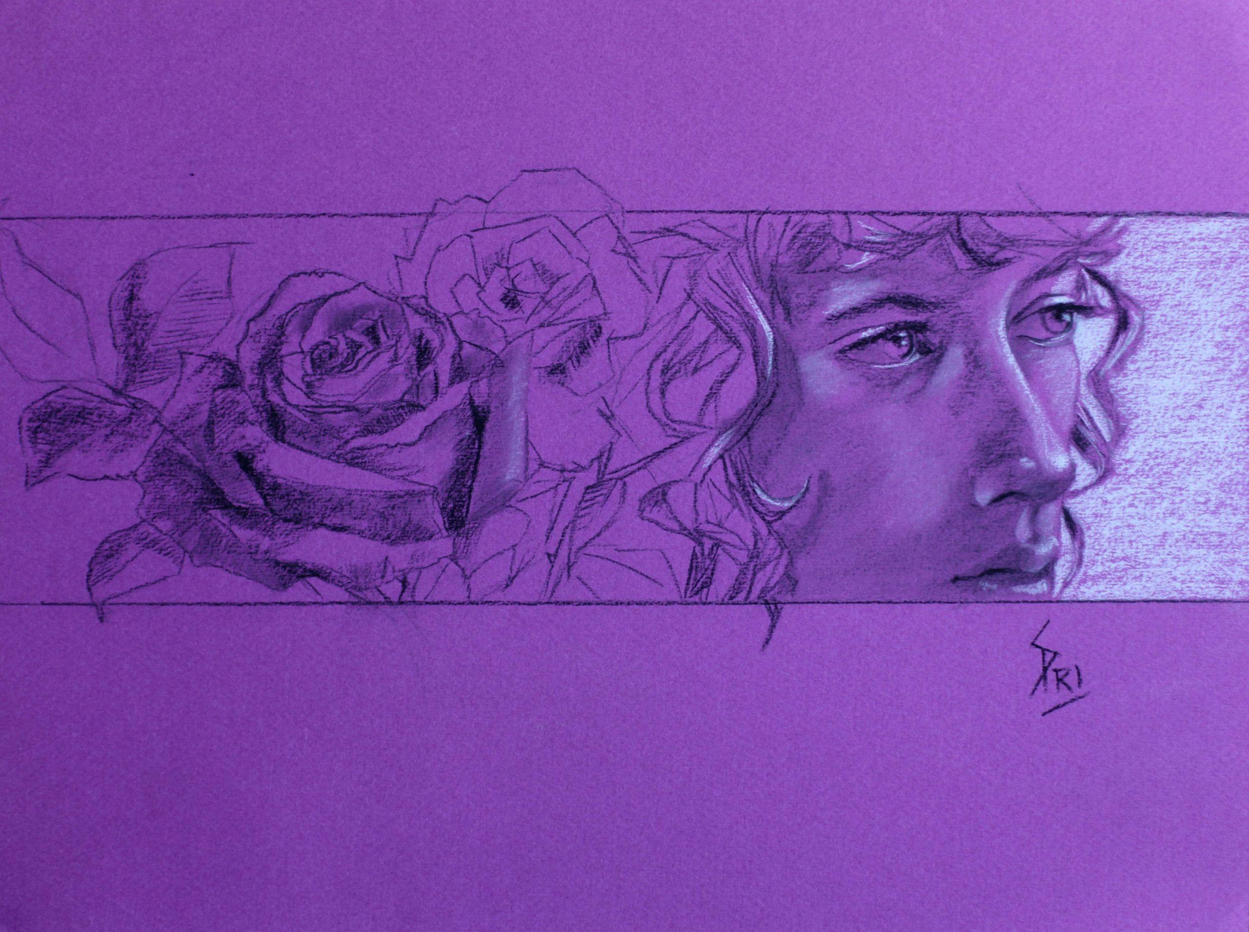 dessin 3 par Priscilla Seiller, dessinatrice